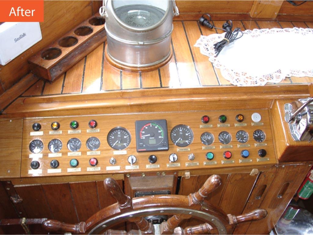 Kilworth Marine Projects Classic Motor Yacht